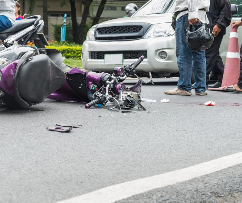 Motorcycle Accident Lawyer NYC