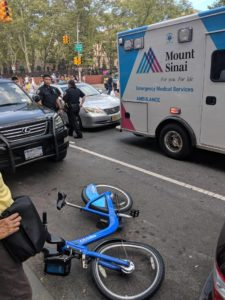 Citi Bike Accident