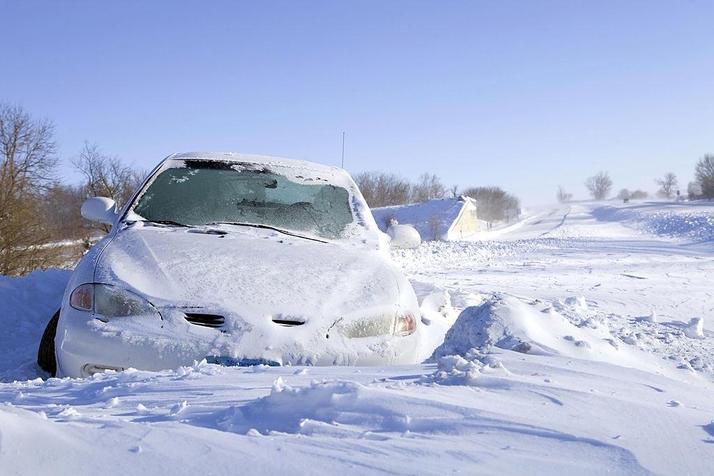 Snow & Ice Accidents