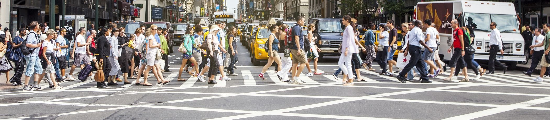 Pedestrian Car Accident Lawyer NYC